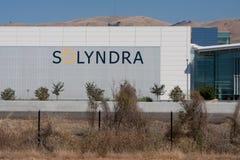 0780 solyndra Fotografia Stock