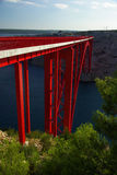 08座桥梁novigrader海运 免版税库存图片