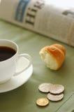 08早餐 免版税库存图片
