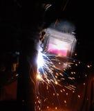 08焊接 库存照片
