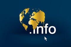 08相互的商业 免版税库存图片