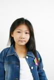 08 asiatiska barnbarn Royaltyfria Foton