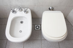 08 łazienka Obrazy Royalty Free