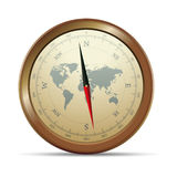 08 Compass. Professional illustration for your website, application, or presentation. The graphic can easily be edited colored individually and be scaled to any vector illustration