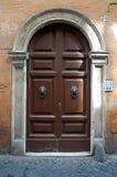 08 drzwi Obrazy Royalty Free
