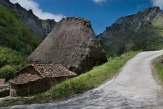 08 Hiszpanii veigas Asturii Fotografia Royalty Free