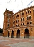 08 Madryt plaza de toros Obrazy Stock