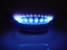 08 naturalnych gazowych Zdjęcia Royalty Free