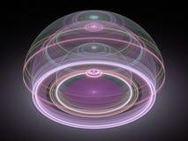 08 optiska för fractal för konst 3d storslagna julian Arkivfoto