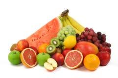 08 owoców Zdjęcia Royalty Free