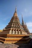 08 pagodas Arkivfoto