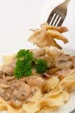 08 serie spagetti Royaltyfri Bild