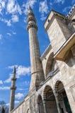 08 suleiman的清真寺 库存照片