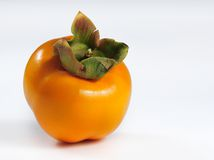 081 persimmons Arkivbild