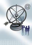 09企业世界 图库摄影