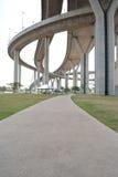 09座桥梁高方式 免版税库存图片