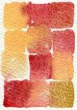 09抽象绘画水彩 免版税图库摄影