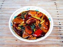 09泰国可口的食物 图库摄影