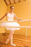 09芭蕾舞女演员 免版税图库摄影