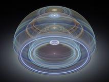 09 3d art fractal grand julian optical Διανυσματική απεικόνιση