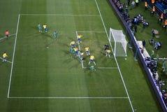 09 Africa Brazil confed filiżanki Fifa południe vs Fotografia Stock