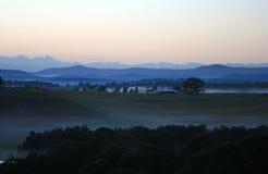 09 Hunter Valley Fotografering för Bildbyråer