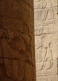 09 karnak寺庙 库存照片