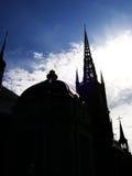 09 kyrkliga stockholm Royaltyfri Foto