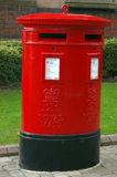 09 pudełek podwójna pocztę Obrazy Royalty Free