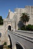 0ld stad van Dubrovnik, Kroatië Stock Fotografie