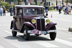 1ø Circuito de competência do vintage de Genoa Foto de Stock Royalty Free