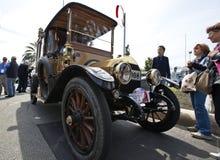 1ø Circuito de competência do vintage de Genoa Fotos de Stock