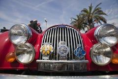 1ø Circuito de competência do vintage de Genoa Imagem de Stock Royalty Free
