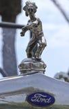 1ø Circuito de competência do vintage de Genoa Imagens de Stock Royalty Free