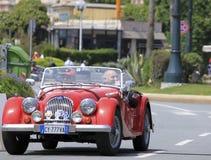 1ø Circuito de competência do vintage de Genoa Fotografia de Stock Royalty Free