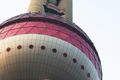1个上海塔 免版税库存图片