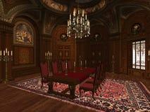 1个休息室 免版税库存照片
