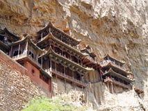 1个停止的寺庙 免版税图库摄影