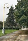 1个公园 免版税库存图片