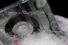 1个冰磁带 免版税库存照片