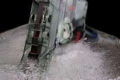 1个冰磁带 免版税库存图片