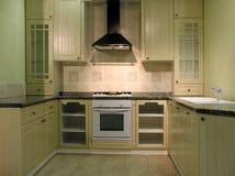 1个厨房 免版税库存照片