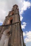 1个古巴iznaga manaca塔特立尼达 库存图片