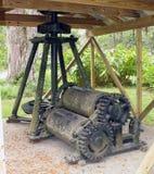 1个古色古香的磨房工作 免版税图库摄影