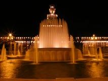 1个喷泉米兰 库存图片