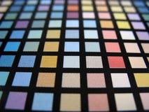1个图表颜色 免版税库存图片