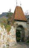 1个城堡门 免版税图库摄影