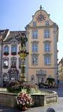 1个城市老瑞士 免版税库存照片
