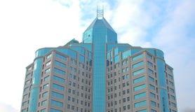 1个大厦办公室 免版税库存照片