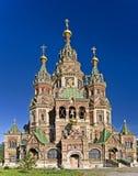 1个大教堂保罗・彼得 免版税库存照片